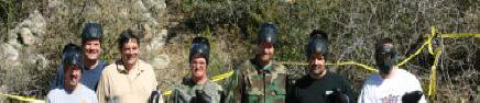 Paintball Team Building Arizona