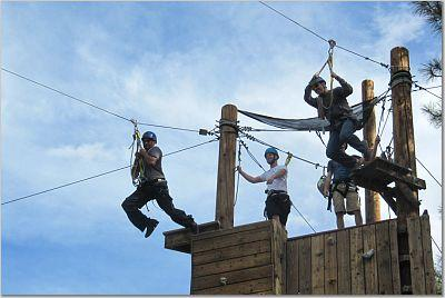 ropes course arizona