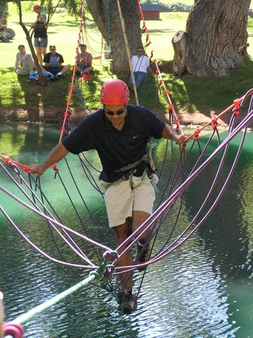 Team Building Sedona Arizona